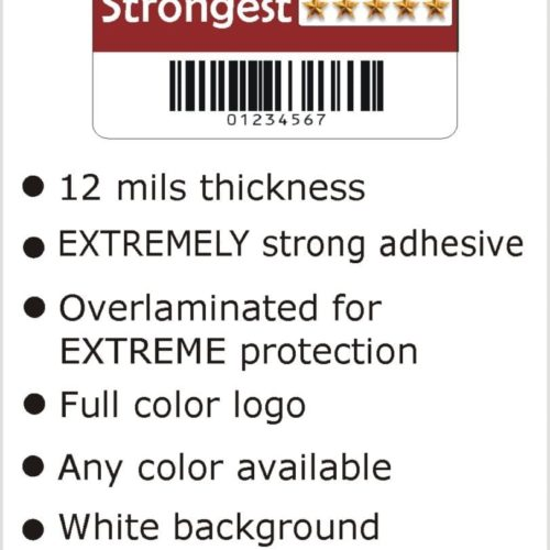 strongest level asset tags